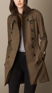 Burberry Midlength Trench
