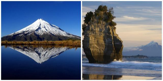 Mount Taranaki Final